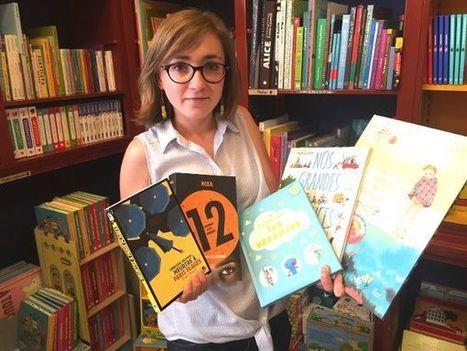 Et les petits, ils lisent quoi pendant l'été?   littérature jeunesse   Scoop.it