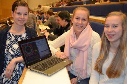 Higgs-jegere for en dag - Det matematisk-naturvitenskapelige fakultet | Fysikk | Scoop.it