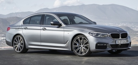 2017 BMW 5-Series Officially Unveiled | Maxabout Cars | Scoop.it