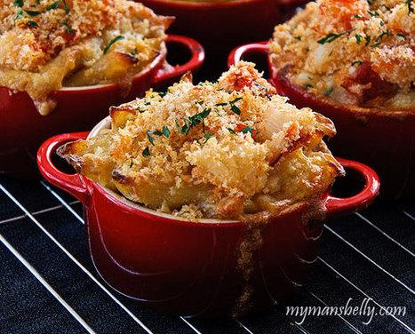 #Recipe: Lobster Mac and Cheese | Award Winning Recipes | Scoop.it