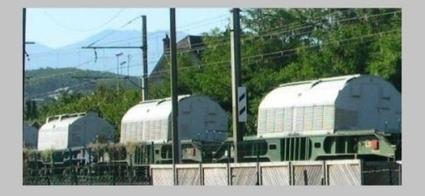 Un train de déchets très radioactifs a quitté la Manche pour les Pays-Bas   Le Côté Obscur du Nucléaire Français   Scoop.it
