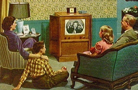 TV & the Family: An Intricate Relationship | Educationcing | Sara Adam | Scoop.it