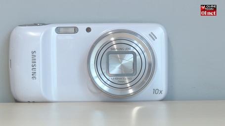 Un photophone avec un « vrai » objectif : Galaxy S4 Zoom (test) | l