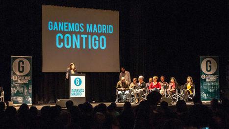 Podemos y Ganemos Madrid cierran un acuerdo para ir juntos a las municipales | La razón no me ha enseñado nada. Todo lo que yo sé me ha sido dado por el corazón. L. Tolstoi | Scoop.it