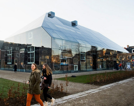 MVRDV: glass farm in the netherlands - designboom   architecture & design magazine   The Architecture of the City   Scoop.it