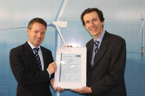 GL RC Certifies CG's Transformer for Offshore Application | Belgian offshore wind energy news | Scoop.it