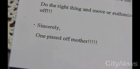 The Incredibly Offensive Letter Sent To A Mother With An Autistic Son | Non, mais non, mais non, mais NON, BORDEL. | Scoop.it