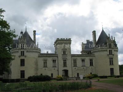 Le château de Brézé - La vie de Fabi | Les grands sites en Anjou Val de Loire | Scoop.it