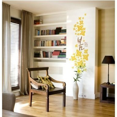 When Spring Come Flower Wall Decals – WallDecalMall.com | Flower Wall Decals | Scoop.it