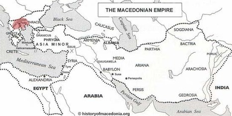Empire of Alexander the Great | Alexander | Scoop.it