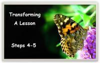 Part Two: Ten Steps… Transforming Past Lessons For the 21st Century Digital Classroom | Blended Learning: Mixing Methods and Delivery | Scoop.it