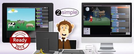 2code from 2simple | Primary Computing | Scoop.it