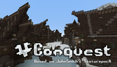 Conquest Resource Pack for Minecraft 1.6.3/1.6.2 | Minecraft Resource Packs 1.7.10, 1.7.2 | Scoop.it