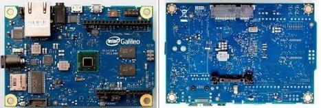 Intel Galileo, placa de desarrollo fruto de la colaboración entre Intel y Arduino | Electronica y afines | Scoop.it