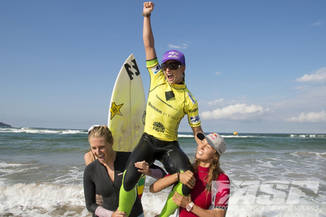Commonwealth Bank Beachley Classic | Surf, sliding sports and Social media marketing | Scoop.it