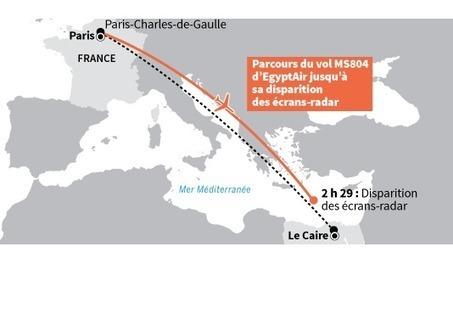 En direct : l'A320 d'EgyptAir qui reliait Paris au Caire «s'est abîmé», confirme François Hollande | Voix Africaine: Afrique Infos | Scoop.it