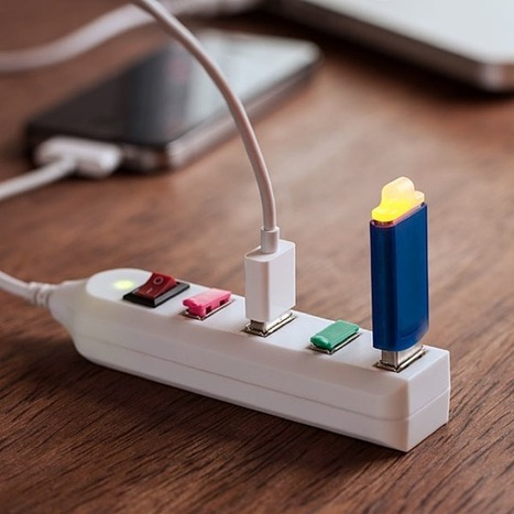Plug In All Of Your Gadgets With This USB Power Strip | From the Apple Orchard | Scoop.it