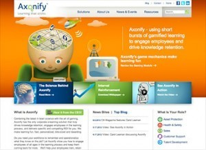 Axonify brings Gamification to Corporate Training: Trained to thrill - Fortune Tech   Tracking Transmedia   Scoop.it