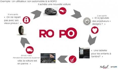 Le ROPO bouleverse le parcours client - RichCommerce.fr | Commerceconnecté | Scoop.it