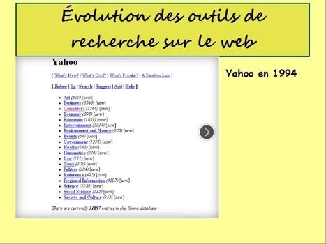 Séance 5: Culture Net' - Le vocabulaire d'Internet et du Web - (techniques documentaires 6ème) | Pédagogie documentaire et litteratie numérique | Scoop.it