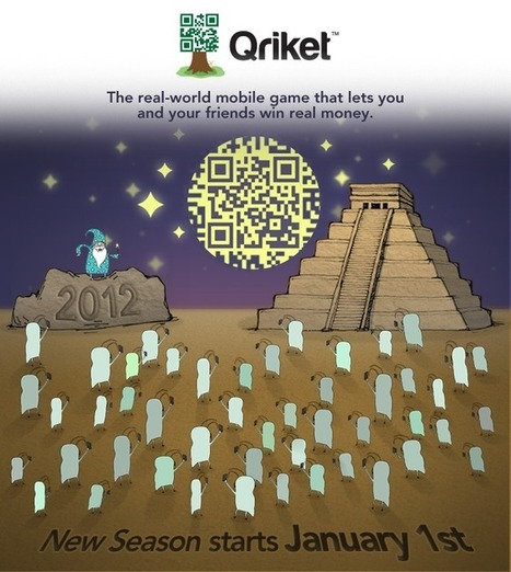 Qriket | QR Code Innovations | Scoop.it