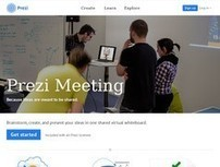 Prezi. Brainstormings et présentations en mode collaboratif. | Les outils du Web 2.0 | Scoop.it