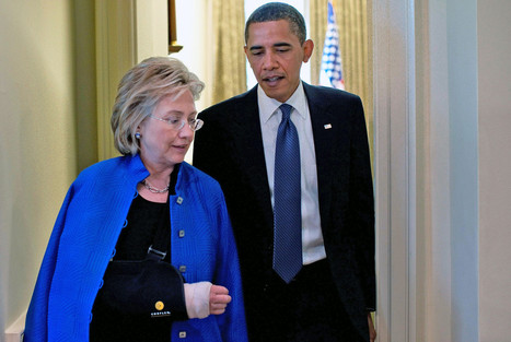 Hillary Clinton's security detail laughed when she broke her elbow   Global politics   Scoop.it