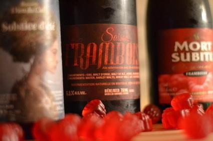 Démystifions la bière fruitée: Édition Framboise (article invité)   Bière de Microbrasserie Québécoise   Scoop.it