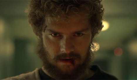 Marvel's Iron Fist Trailer Is Punchy And Intense - CINEMABLEND | Comic Book Trends | Scoop.it