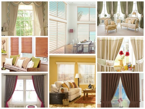 Decorating Ideas for Blinds, Curtains and Desig   Zeus Windows   Scoop.it