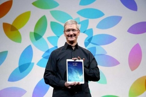 Can Apple's IPad Event Shake Off the Tablet Doldrums? - Businessweek | Mobile Technology | Scoop.it