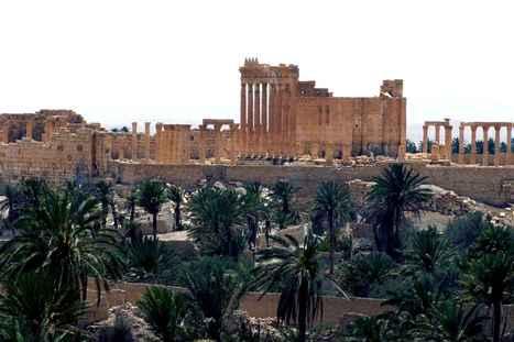 Palmyre, un joyau de l'Antiquité menacé par Daesh - 20minutes.fr | Histoire et Archéologie | Scoop.it