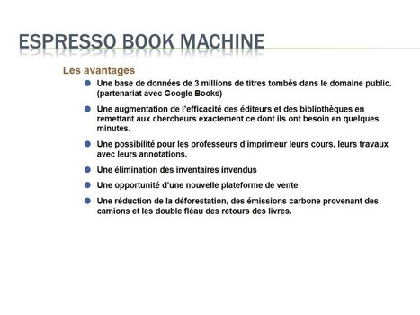 Rematérialiser vos contenus grâce au PoD | Digital publishing ecosystem | Scoop.it