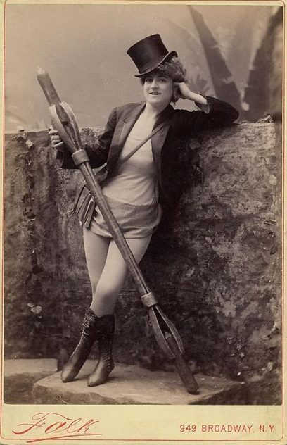 Incredible photos of exotic dancers from the 1890s - Lost At E Minor: For creative people | Sex History | Scoop.it