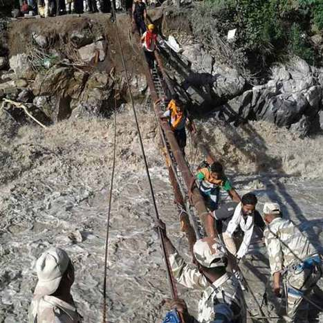 Uttarakhand: Falling woefully short of disaster management standards - Daily News & Analysis | Situational Awareness | Scoop.it