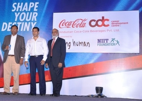"Hindustan Coca-Cola Beverages Joins Hands with ""Being Human"" to Empower Rural Youth 