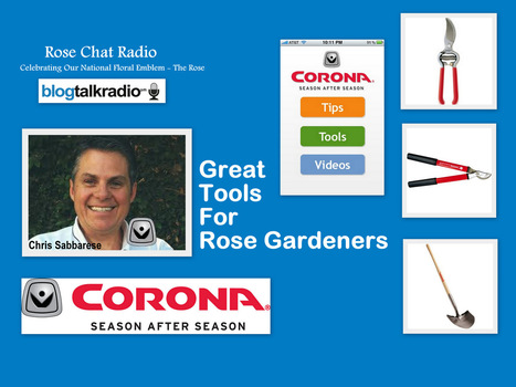 Rose Chat Radio   Great Gardening Tools   Giveaway   Annie Haven   Haven Brand   Scoop.it