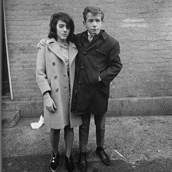 "DIANE ARBUS: ""The Eyes Have It: Gillian Wearing on Diane Arbus"" 