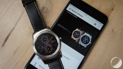 Vous devriez patienter avant de faire la dernière mise à jour de l'app Android Wear | mlearn | Scoop.it