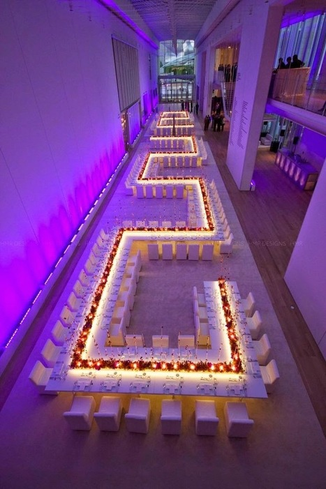 Unique and Creative Wedding Seating Ideas | Wedding Catering | Scoop.it