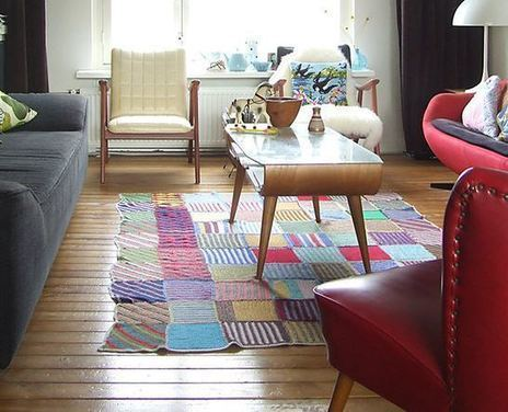 INSPIRATION: 13 Ways to Decorate with Area Rugs | Cool Carpet | Scoop.it
