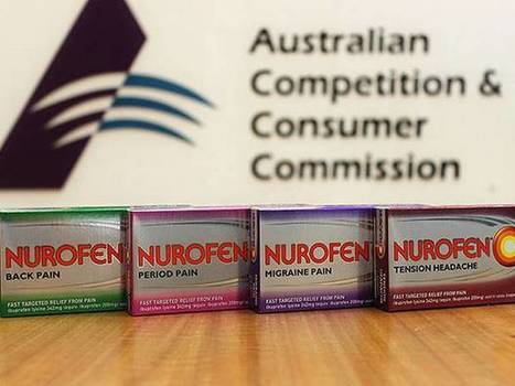 Nurofen manufacturer accused of 'misleading' packaging | 2015 in libraries | Scoop.it