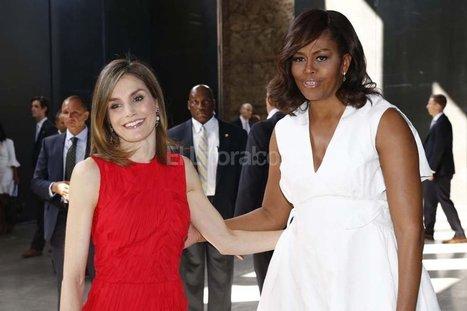 Michelle Obama insta a luchar por la igualdad de las mujeres | Genera Igualdad | Scoop.it