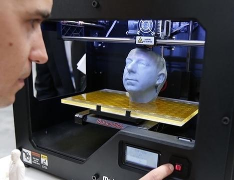 NASA News: 3D Printing in Space Brings 'Star Trek' Replicator to Life [VIDEO] | Bracke Manufacturing | Scoop.it