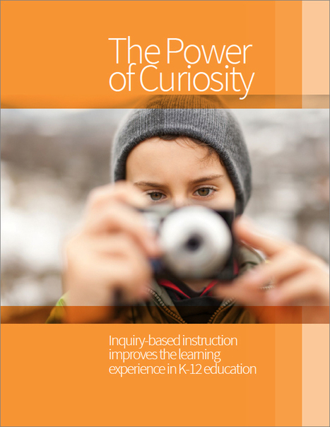 The Power of Curiosity | STEM Education models and innovations with Gaming | Scoop.it