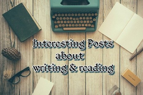 Blog posts from @TheCultofMe, @Amabaie, & @AuthorKJ #blogpost #interesting   writing   Scoop.it