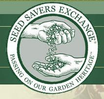 Seed Savers Webinar Archive   Environmental Concern   Scoop.it