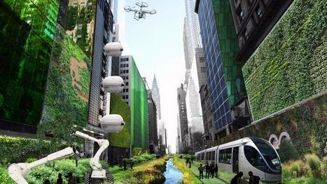 What if we could rebuild New York City? | green streets | Scoop.it