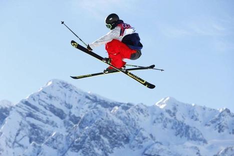 Anglicismes et souffle de jeunesse sur les Jeux Olympiques ... | Le ski freestyle aux JO | Scoop.it