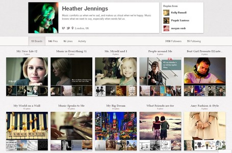 Look Out, YouTube: 'Beat Girl' Web Series Launches on Pinterest | Transmedia: Storytelling for the Digital Age | Scoop.it